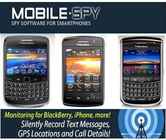 spy blackberry application